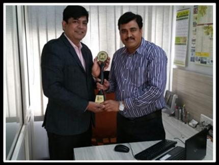 Deepak Khandla_Quality Mark Award